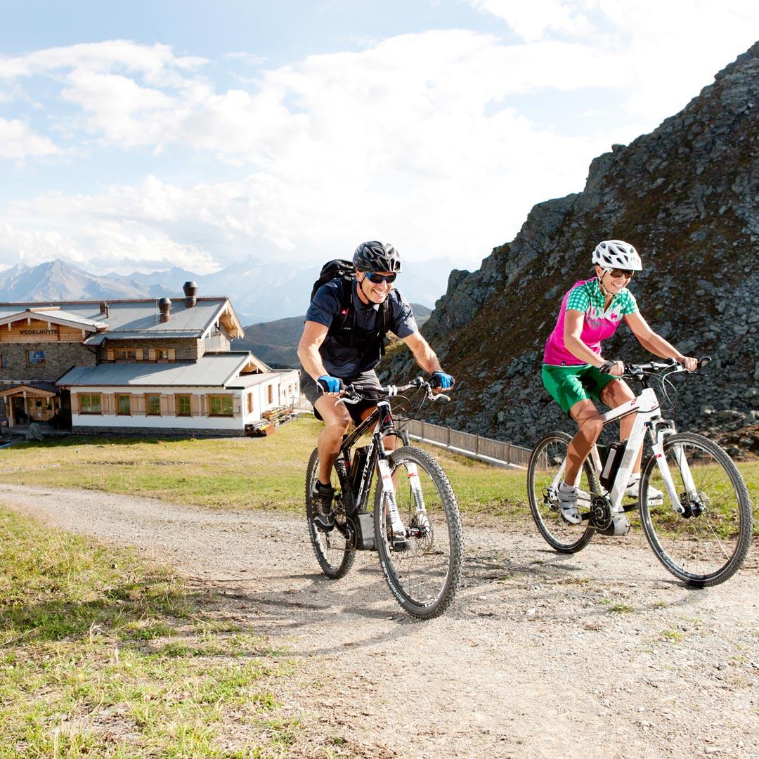 E-Bike Tour Zillertal - (c) Daniel Geiger