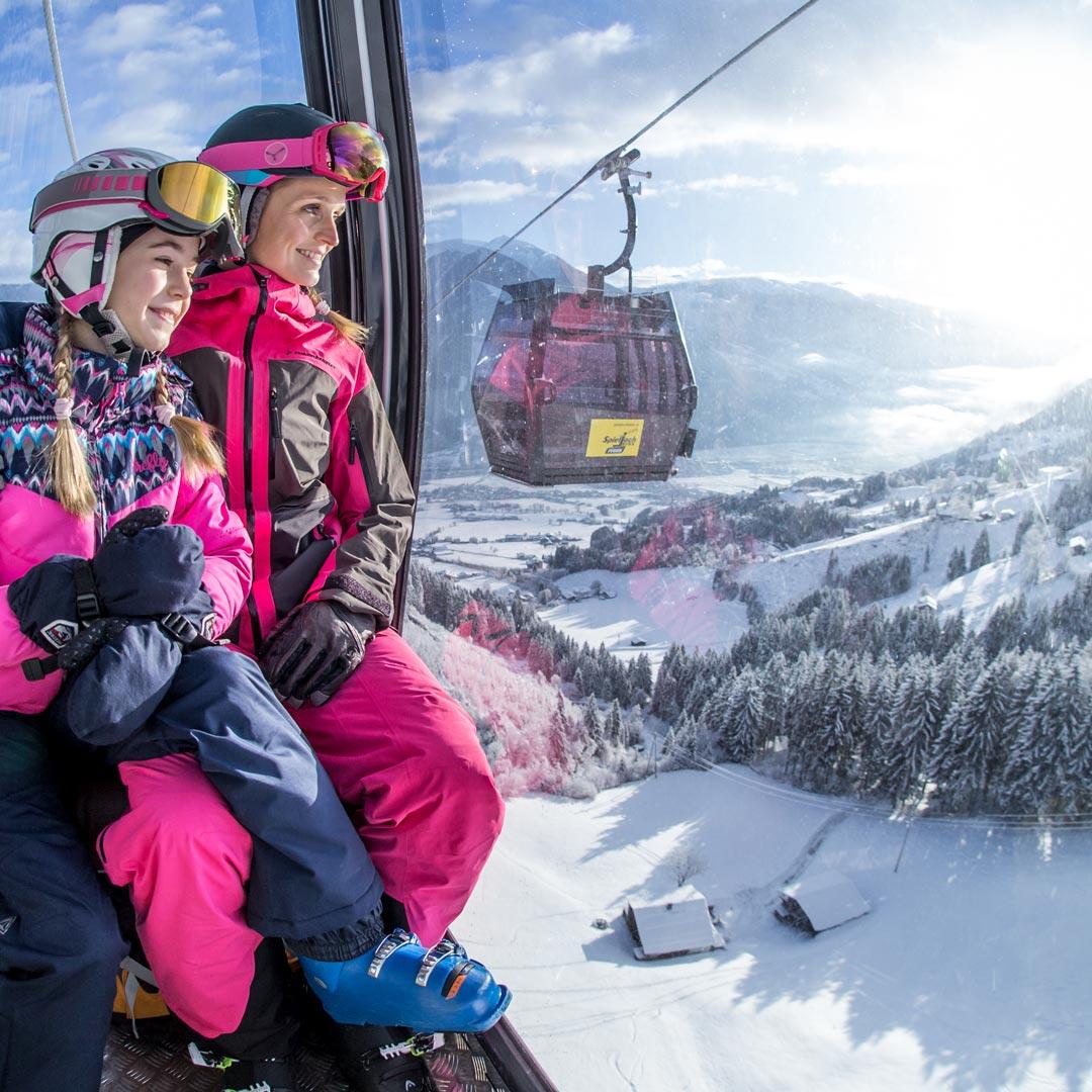 Winterurlaub im Zillertal